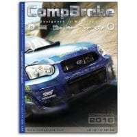 Compbrake Motorsport Catalogue