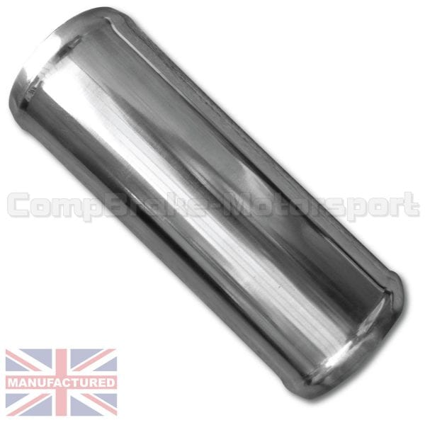 Drift Aluminium Intercooler Pipe Straight [Polished] 76mm ID x 200mm Length