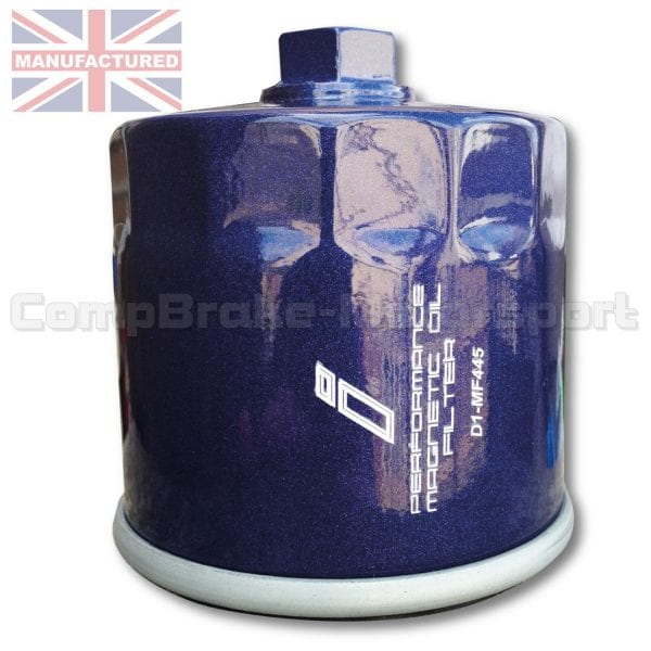 Drift Performance Magnetic Oil Filter Z445 - Nissan 350Z/S14/X Trail/Pulsar on