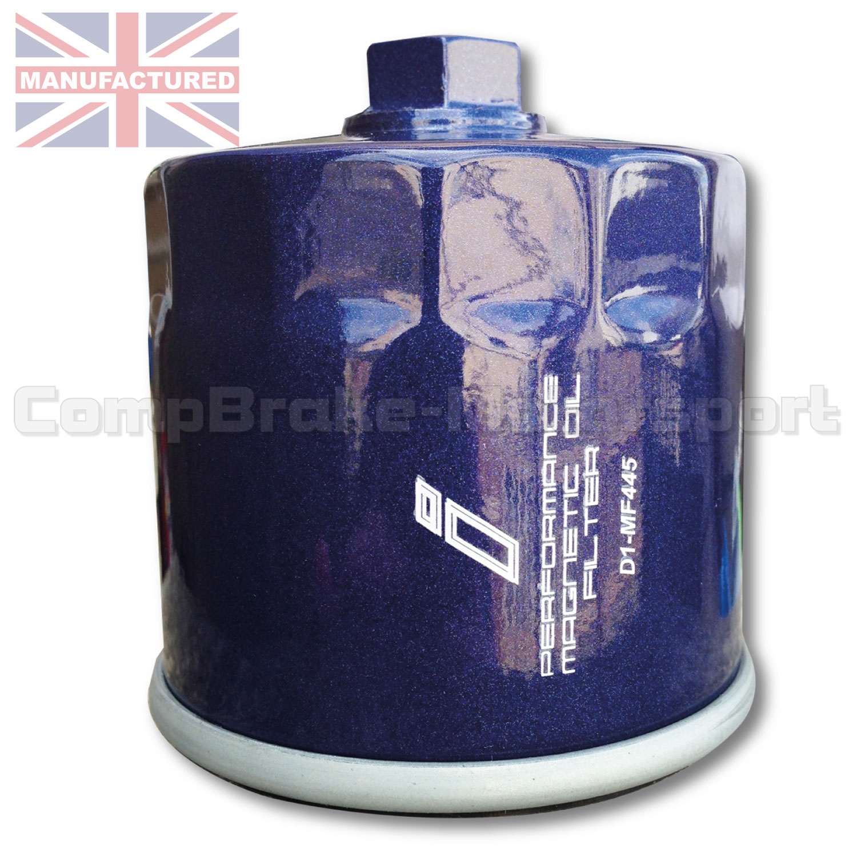 Drift Performance Magnetic Oil Filter Z145 Nissan Skyline R31 R32 Z31 300zx Fuel R33 Sunny Filters Compbrake