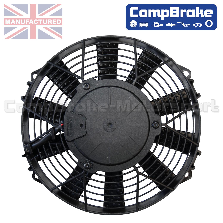 Slimline Cooling Fans