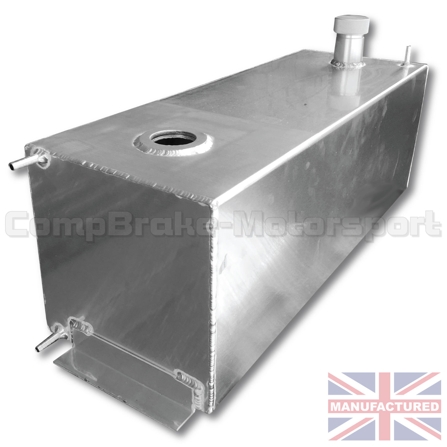 Cmb Ft Fuel Tank Square Gallon Ltr H Mm X W Mm X L Mm X Filler Neck Baffled Skew