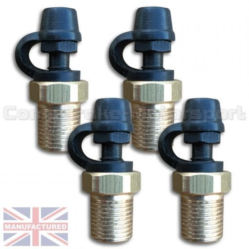 CMB1-8NPT-CAP-4-BLEED-NIPPLE-WITH-DUST-COVER-[PLAN-X4]