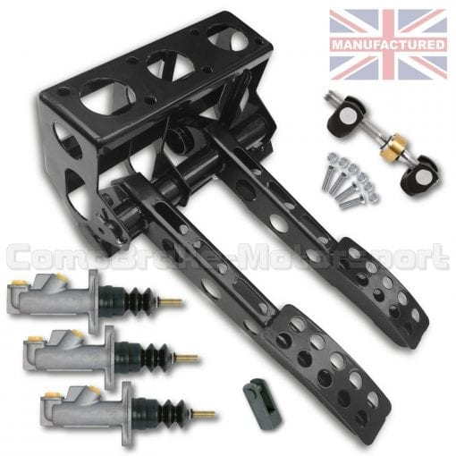 CMB0701-PEDAL-BOX-[UNDERSLUNG]-FORWARD-FACING-[HYDRAULIC]-UNIVERSAL-2016-(3-PEDAL)-STD