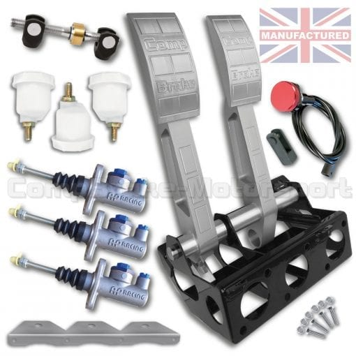 CMB0703-2-ALI-AP-PEDAL-BOX-[FLOOR-MOUNTED]-FORWARD-FACING-[HYDRAULIC]-UNIVERSAL-AP-CYLINDERS-2016-(2-PEDAL)-KIT[A]-(PREMIER)