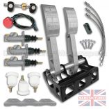 CMB0703-2-ALI-PEDAL-BOX-[FLOOR-MOUNTED]-FORWARD-FACING-[HYDRAULIC]-UNIVERSAL-(2-PEDAL)-KIT[B]-(PREMIER)