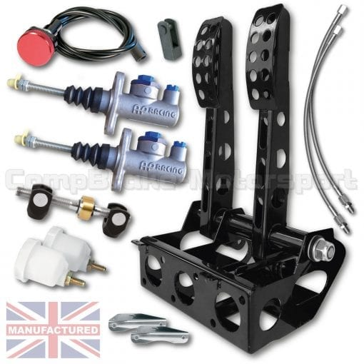 CMB1350-2-AP-PEDAL-BOX-[FLOOR-MOUNTED]-FORWARD-FACING-[CABLE]-UNIVERSAL-AP-CYLINDERS-2016-(2-PEDAL)-KIT[B]