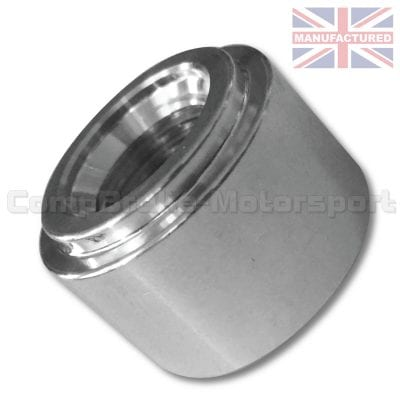 CMB7610-3-EIGHTHS'-BST-FEMALE-ALUMINIUM-WELD-ON-FITTING-IDEAL-FOR-TURBO-OIL-FEED-SENSOR-DRY-SUNP-TNANK-[SKEW]