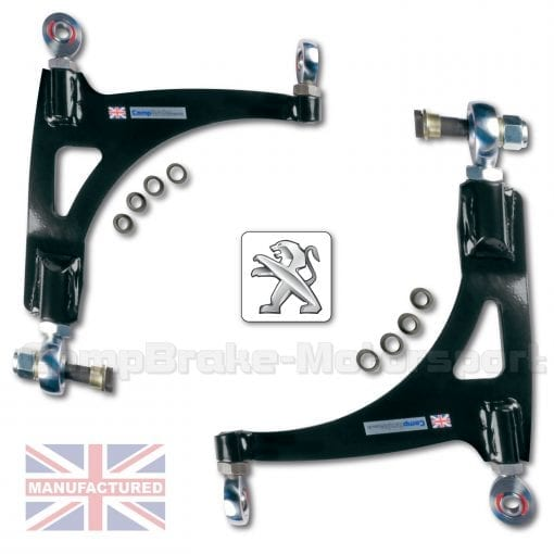 CMB-WB-PUG03-WISHOBONE-[FULLY-ADJUSTABLE]-PEUGEOT-309-[PAIR]