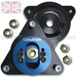 CMB4463-TOP-MOUNT-[FRONT-3-PIECE-ADJUSTABLE-WITH-STRENGTHENING-PLATE]-CLIO-3-NEW-ERA-[TOP-PAIR]