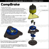 TOP-MOUNT-[FITTING-GUIDE]-INSTALLATION-RENAULT-CLIO-3