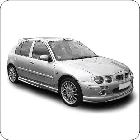 Rover MG ZR